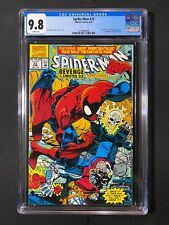 Spider-Man #23 CGC 9.8 (1992) - Fantastic Four & Hulk app