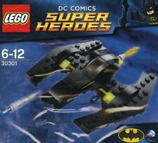 NEW & SEALED LEGO MINI BATWING 30301 Set Batman polybag
