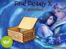 Final Fantasy X to Zanarkand Spieluhr Musicbox Neu Fanartikel