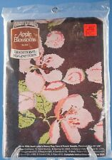 Aunt Lydia's Punch Needle Rug Pattern Foundation Apple Blossom 502