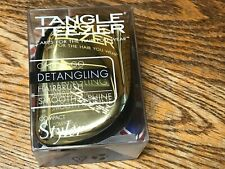 Tangle Teezer On-The-Go Compact Styler, Gold Rush