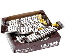 12 large Annabelle's Big Hunk Candy bars / Big Hunk Sealed Bag for Freshness