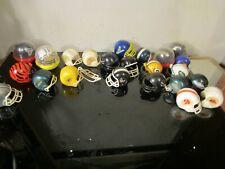 NFL Vintage Mini Football Helmets Lot  Retro Gumball