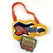 BarkBox MASTER OF PUPPIES Guitar Musician Puppets Dog Toy Bark & Co Bark Box