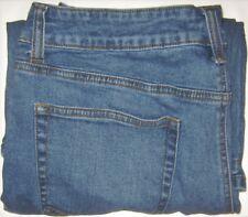 CHADWICKS JEANS WOMEN'S MEDIUM WASH BOOTCUT BLUE SIZE 12