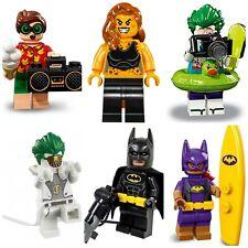 DC Universe Batman Joker Robin Penguin Superman Green Lantern Mini Figures
