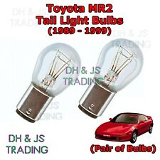 Toyota MR2 Tail Light Bulbs Pair of Rear Tail Light Bulb Lights MR-2 (89-99)