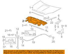 GMC GM OEM 13-16 Acadia Hood-Support Strut 22760422