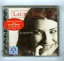 CD (NEW) LAURA PAUSINI LE COSE CHE VIVI