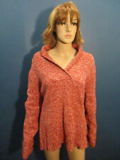 XL red thick knit sweater by COVINGTON