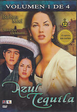 DVD - Azul Tequila NEW Volumen 1 De 4 / 2 Disc Barbara Mori FAST SHIPPING !