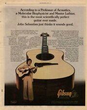 John Sebastian LP advert 1977 RS-DFWP