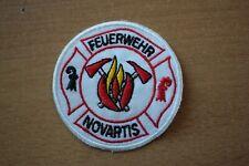 Patch : Feuerwehr Novartis
