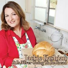 Jackie Kashian - It Is Never Going To Be Bread [New CD]