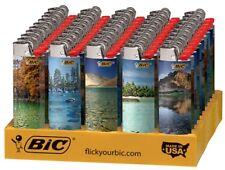 Bic Novelty Landscapes Regular Size Lighters