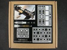 T2M #5031-C 1/12 ENZO Suspensions set for Tamiya kit (PE + Metal Parts)