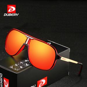 DUBERY Men Sport Polarized Sunglasses Outdoor Driving Fishing UV400 Glasses 2021