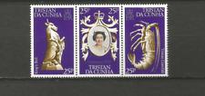 Tristan Da Cunha 1978 Y&T N°233/235 3 timbres non oblitérés /T4514