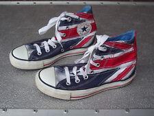 Die WHO, Converse All Star Stiefel Kinder Größe 3 Hi Top Union Jack Limited Edition
