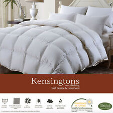 Hungarian Goose Feather and Down Duvets 85% Feather & 15% Down Quilts Comforters