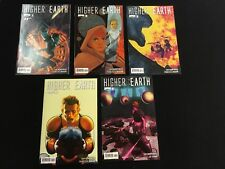 Higher Earth - # 1-5 -Sam Humphries - Boom Studios - VF