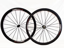 KARBAN Carbon Wheels Clincher Road Bicycle Wheelset 38mm Deep  CNSpoke KARBAN
