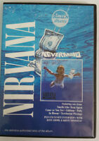 DVD MUSIC VIDEO, NIRVANA NEVERMIND DEFINITIVE STORY ALBUM kurt cobain,dave grohl