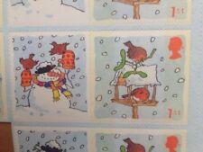 Seasonal, Christmas Great Britain Elizabeth II Decimal Stamps (1971-Now)