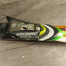 Atomic 170 CM SX:11 Snow Skis W Atomic SX 412 Super Cross Bindings