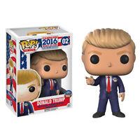 Funko Pop! Donald Trump President 2016 Vinyl Campaign Figure # 02 New with Box