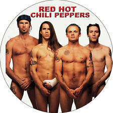 IMAN/MAGNET RED HOT CHILI PEPPERS . anthony kiedis flea funk funkadelic punk