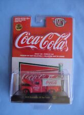 2018 M2 Machines Coca Cola  Chase 1949 Studebaker Pick Up  1/750 INTL Ship