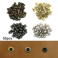 Mini Ultra-small Metal Eyelet Buttons Belt Buckle Sewing Accessory 1.5/2.0/2.5MM