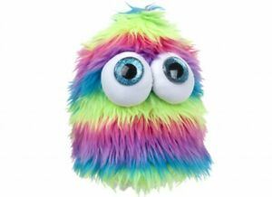 90's Monster Rave Furry Hat Clubbing Wacky Funny Fancy Dress Costume Stag Night
