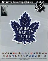 NHL Toronto Maple Leafs Team Logo Official Game Jersey Patch 2016