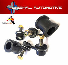 FITS HONDA STREAM 2000-2006 FRONT STABILISER LINK BARS & ANTI ROLL BAR D BUSHS