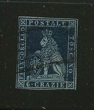 Tuscany    Italy State   7 used      catalog  $375.00         FL02-16