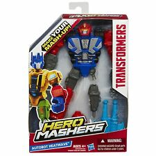 """Transformers"" Hero Mashers Heatwave Figure Recommended for ages 4+"