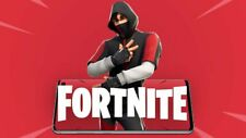 FORTNITE IKONIK SKIN ACCOUNT FULL ACCESS [CONTEST]