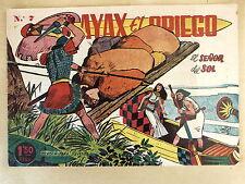 Ayax el Griego num.7 Editorial Creo 1960
