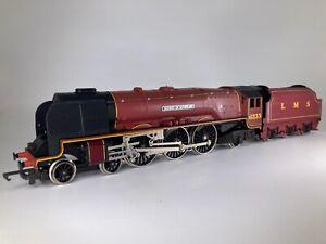 Hornby R066 00 Gauge 4-6-2 Duchess of Sutherland Locomotive & Tender