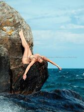 2398a-LP Liz Lake Superior Nude Fine Art Photo by Maher