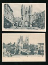Unposted Collectable Yorkshire Postcard Sets