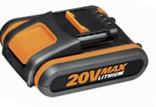 worx 20v lithium battery wx550.1 LITHIUM  2.0AH