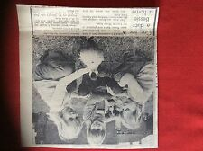 m2G ephemera 1970s picture bessie the duck skerritt levey canning town