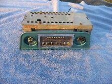 1958 Studebaker AM radio