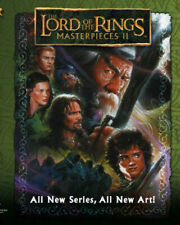 LORD OF THE RINGS~MASTERPIECE II~TRADING CARDS~FACTORY SEALED BOX~TOPPS~MIB