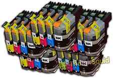 20 LC121 Ink Cartridges For Brother Printer DCP-J152W DCP-J552DW DCP-J752DW