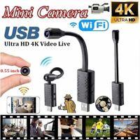 U21 Mini Smart Wifi Wireless Cloud Storage USB IP-Camera 4K 1080P HD Real-time