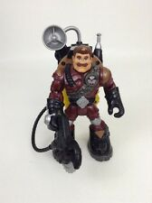 Fisher Price Rescue Heroes Billy Blaze Action Figure w/ Circular Saw Tool Piece
